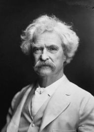 "Mark Twain's ""Tom Quartz"""