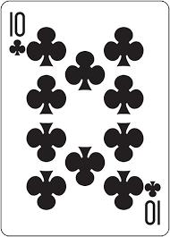ten clubs